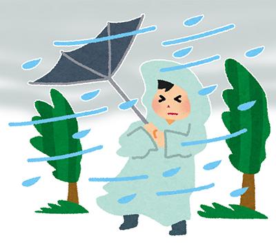 台風,東側,強い,理由