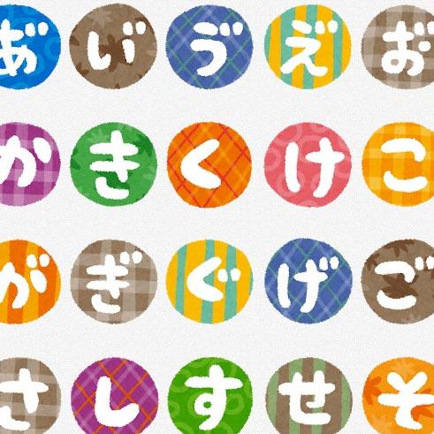 平仮名,名前,意味,漢字,混ざった