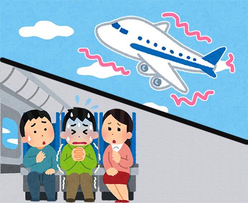 飛行機,揺れても大丈夫,なぜ,翼,折れる