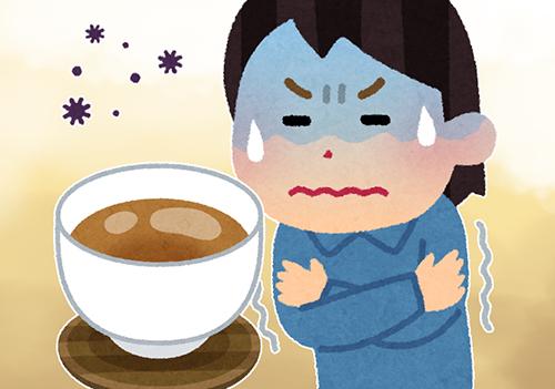 ほうじ茶,カテキン,量,インフルエンザ,効果